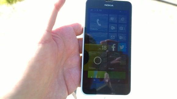 Microsoft Nokia 635
