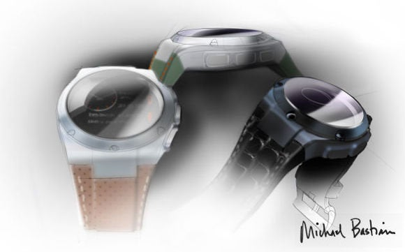 hp smartwatch trio