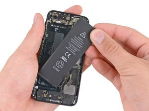 ifixit iphone5battery