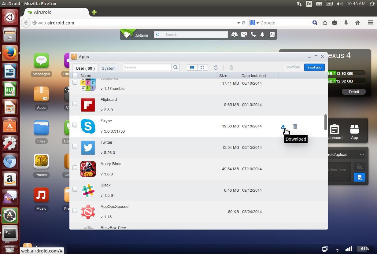 app downloader for android tablet