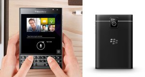 blackberry passport split