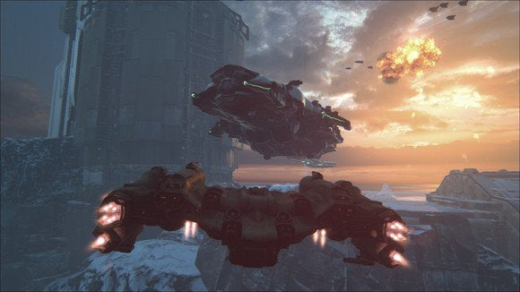 Dreadnought preview: It's like World of Tanks and Battlestar Galactica had a baby