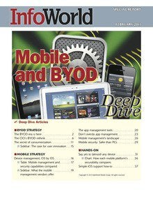 Mobile and BYOD Deep Dive