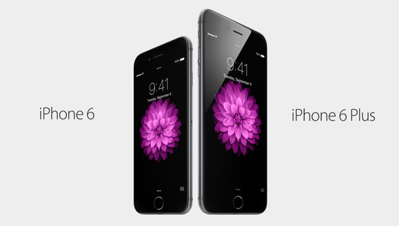 iPhone6 and 6 plus