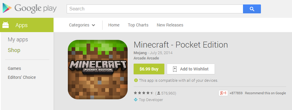 How Much Does Minecraft Cost On Pc 2013