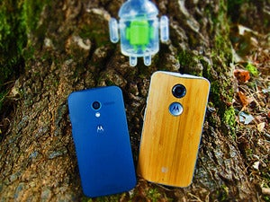 New Moto X vs. Original