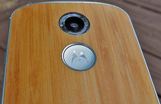 New Moto X Wood