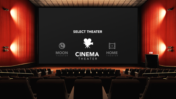 oculus theater select