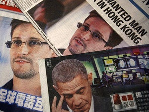 Edward Snowden news reports