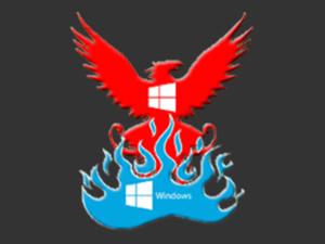 Windows Red logo