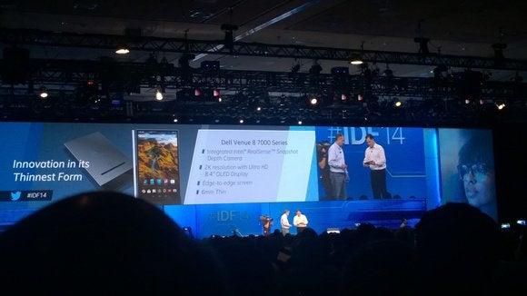 Dell Intel Venue 8 7000 tablet