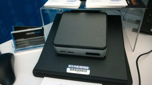 Intel NUC speaker