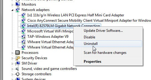how to make ethernet connect to pc windows 8
