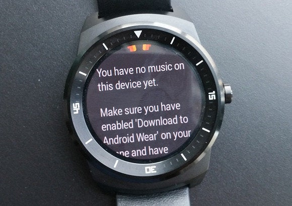 android wear music download