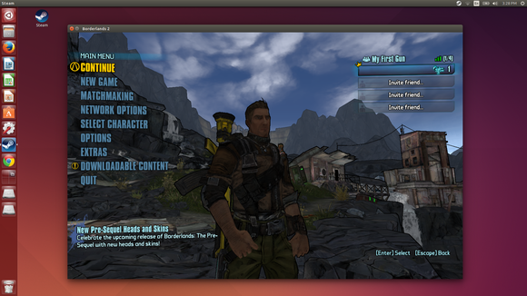 borderlands 2 on linux 1