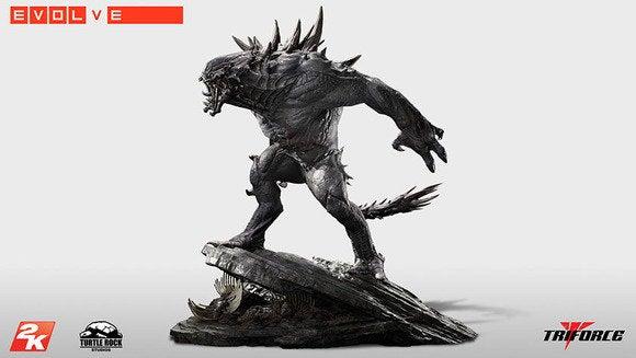 Ridiculous Goliath Statue