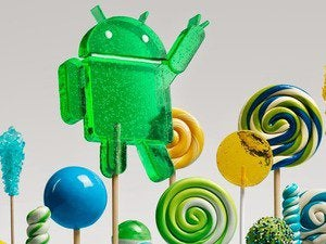 android lollipop forest