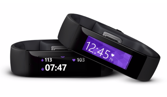 Meet Microsoft Band, Microsoft's $200, fitness-focused smartwatch
