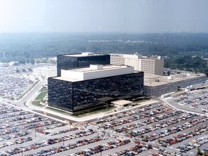 national security agency headquarters fort meade maryland
