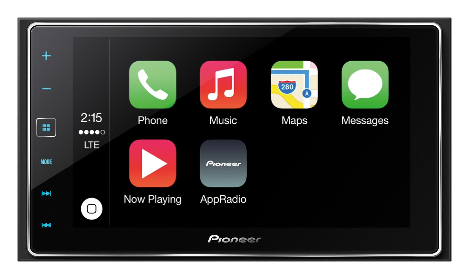 apple carplay goes live in pioneer nex and appradio systems giving real people early dibs for. Black Bedroom Furniture Sets. Home Design Ideas