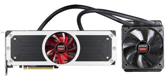 AMD radeon 295x2