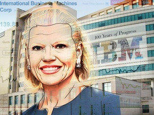 rometty ibm
