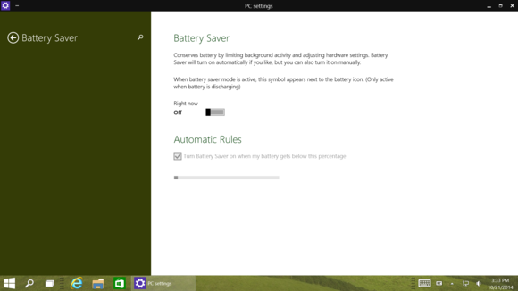 windows 10 battery saver