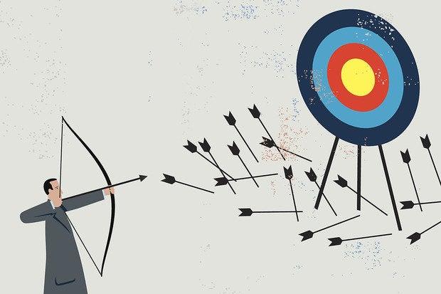 missing targets