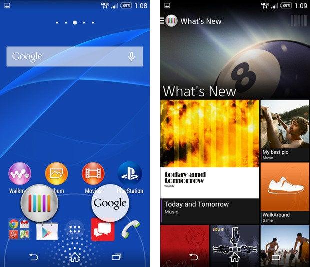 Sony Xperia Z3v Store