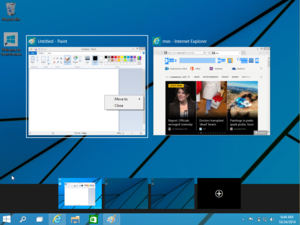 virtual desktop move to
