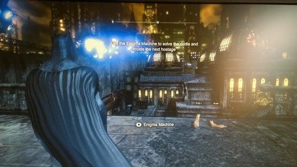 Surface Pro 3 Batman Arkham City