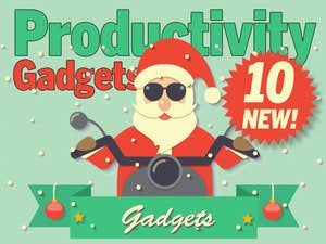 00 holiday productivity gadgets title