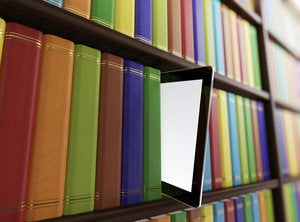 ebooks shelf library