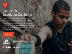 google fit developer challenge