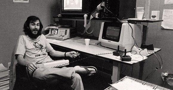 Howard Scott Warshaw - Atari