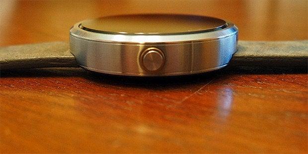Moto 360 Design