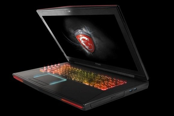 The MSI GT72 Dominator Pro comes with Nvidia's GeForce GTX 880M graphics card