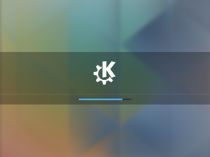 plasma 5.0 login splash