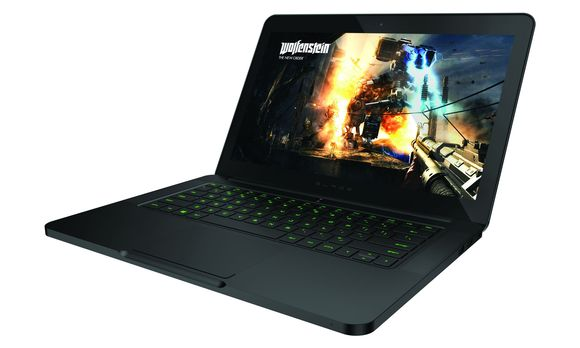 This year's Razer Blade has an ungodly high-res 3200x1800 display.