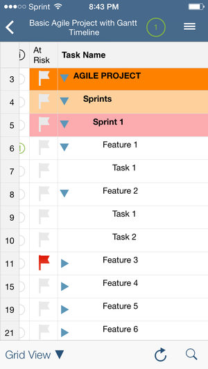 asana task template - how project management apps trello asana and smartsheet