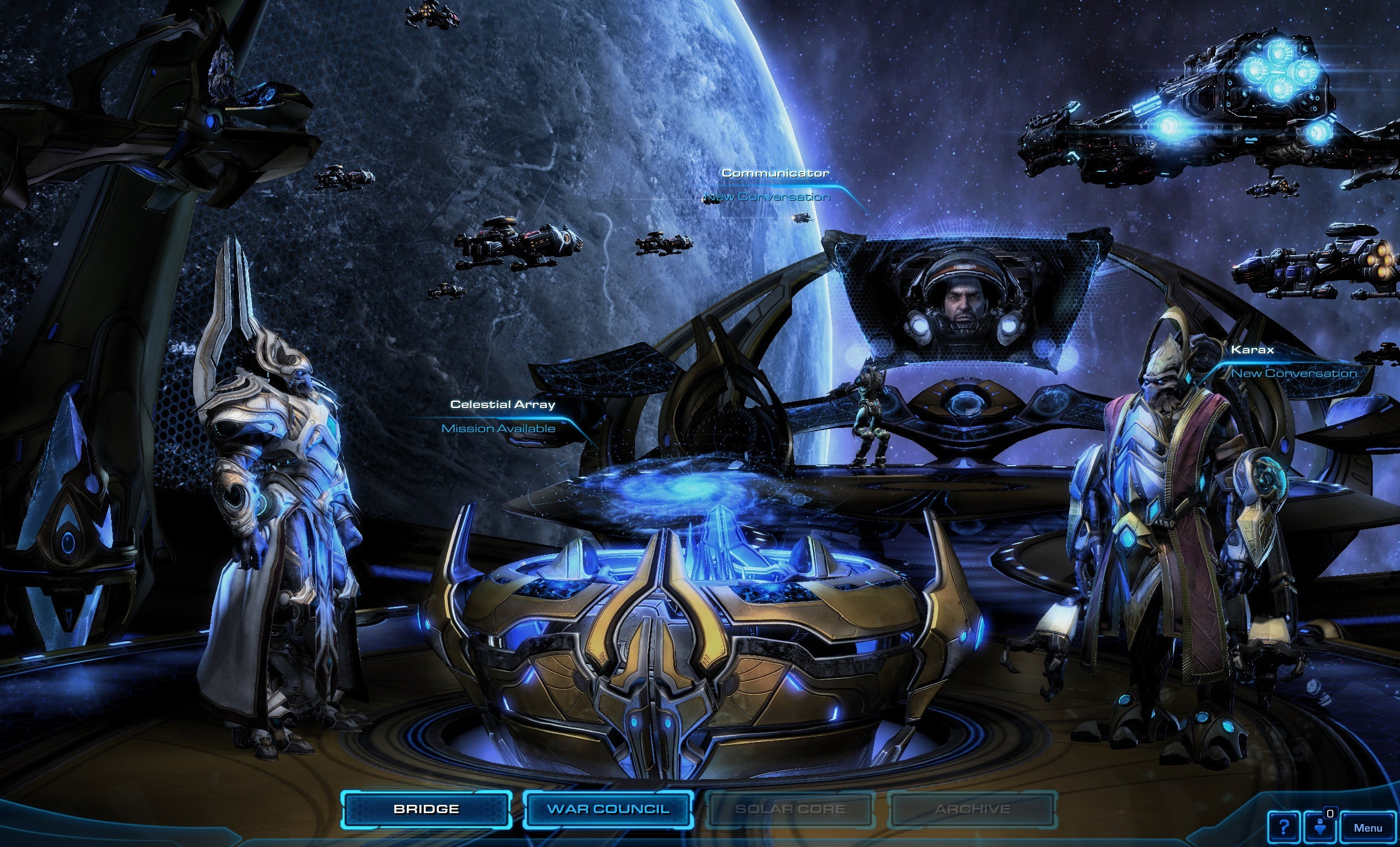 StarCraft II: Legacy of the Void hands-on: End of the world (as we know it) | PCWorld