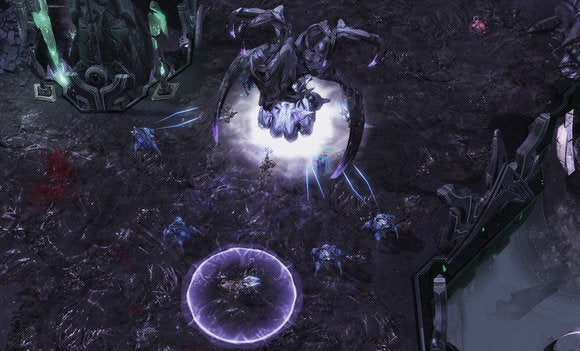 starcraft ii legacy of the void blizzcon 2014 shakuras 01