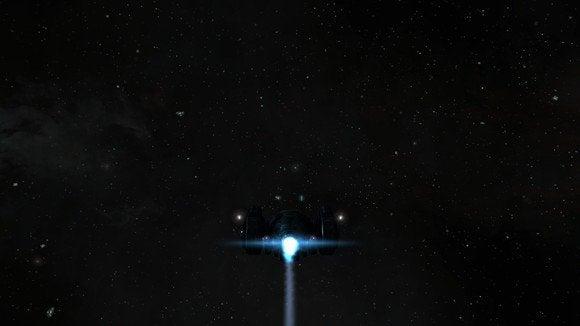 Starpoint Gemini 2  Vacuum Empty Space