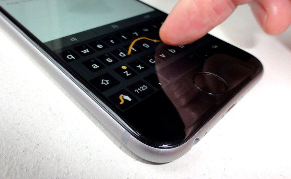 android phone swype