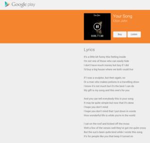 googleplaylyrics