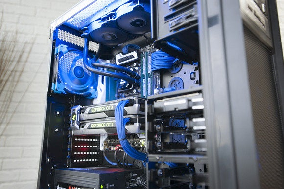 AVADirect i7 X99 gaming system review: Fast with a classy chassis 1