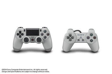 PS4 Limited Edition controller