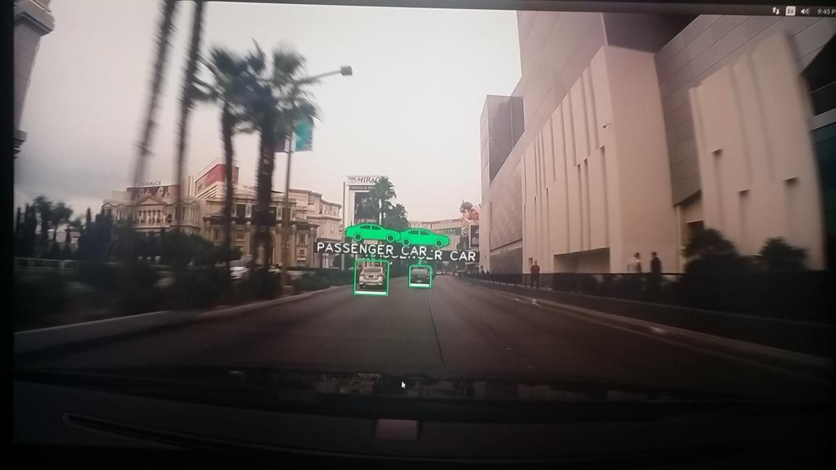 Nvidia Tegra X1 Drive PX
