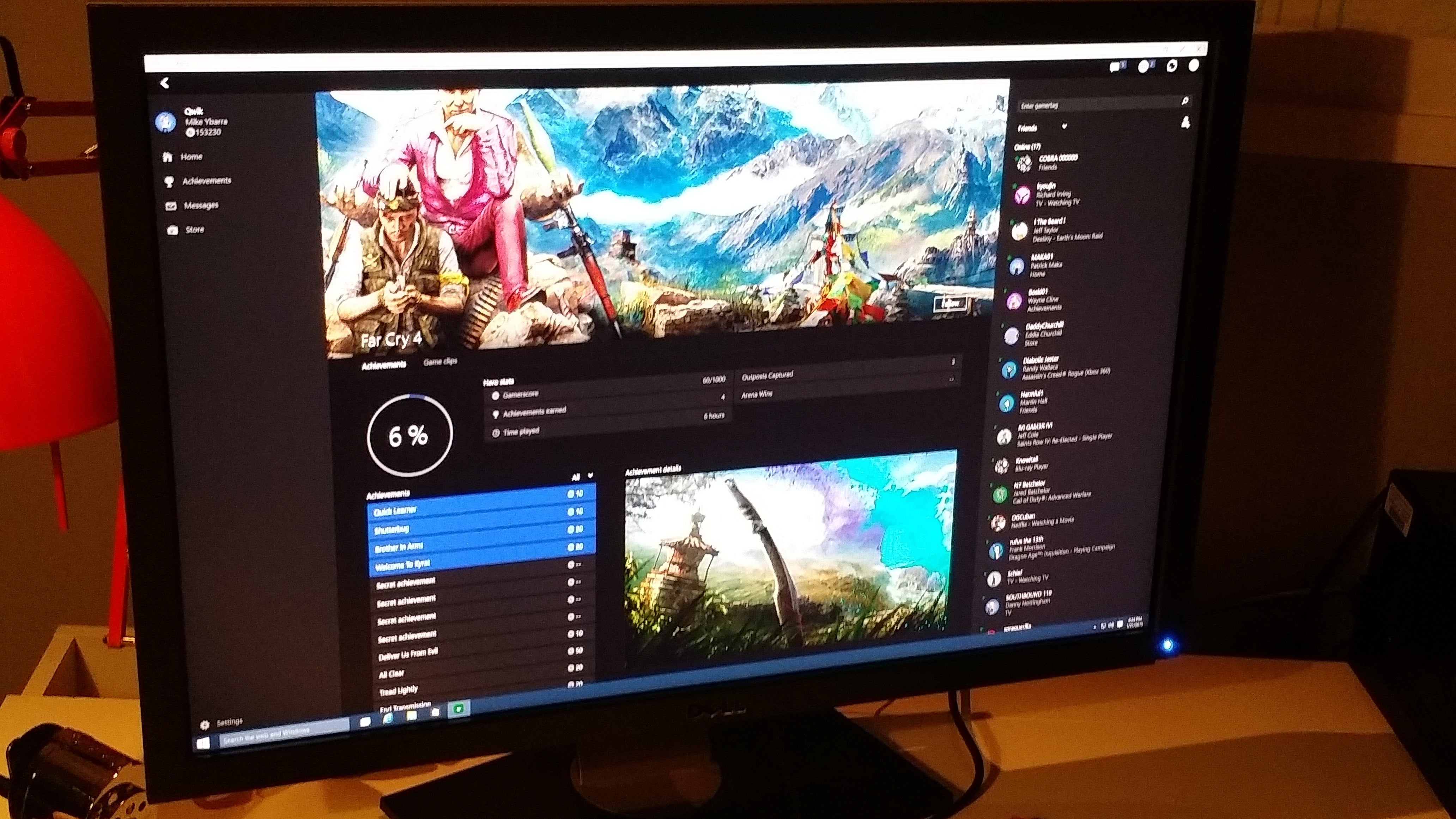 Eyes on windows 10 39 s xbox app finally ties console and pc for Windows 10 pc