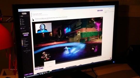 Microsoft Xbox app Windows 10 twitch